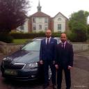 Photo de profil pour le Taxi/VTC BEN AND SO à