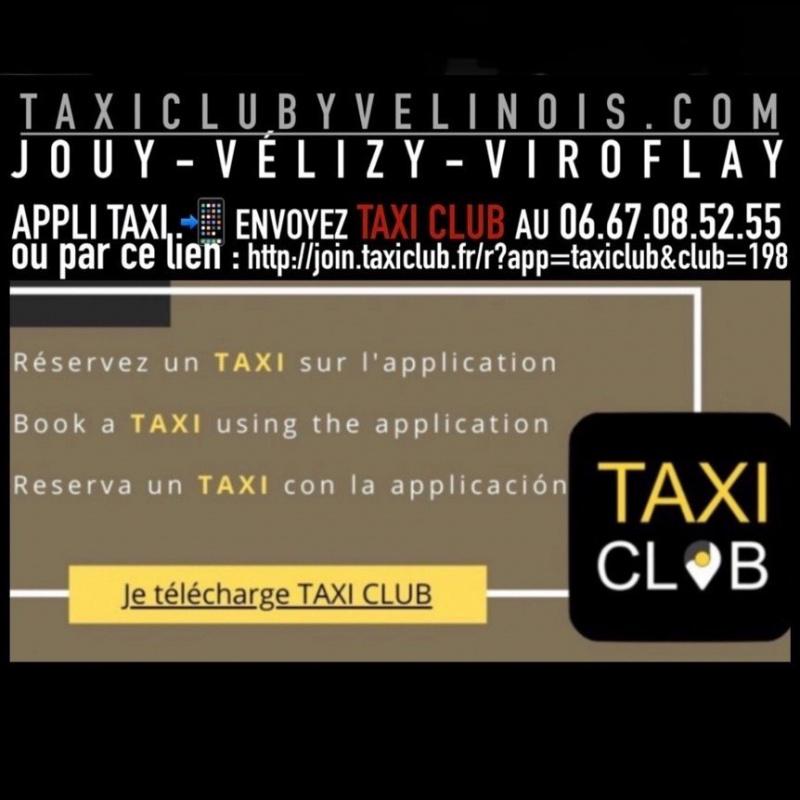 Photo de profil pour le Taxi TAXI CLUB YVELINOIS à Jouy-en-Josas