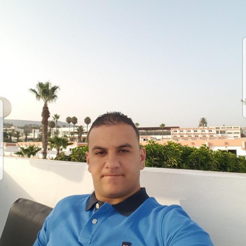 Photo de profil pour le VTC Lhaddad Nabil à Lyon