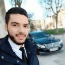 Photo de profil pour le VTC Ouassime à Paris