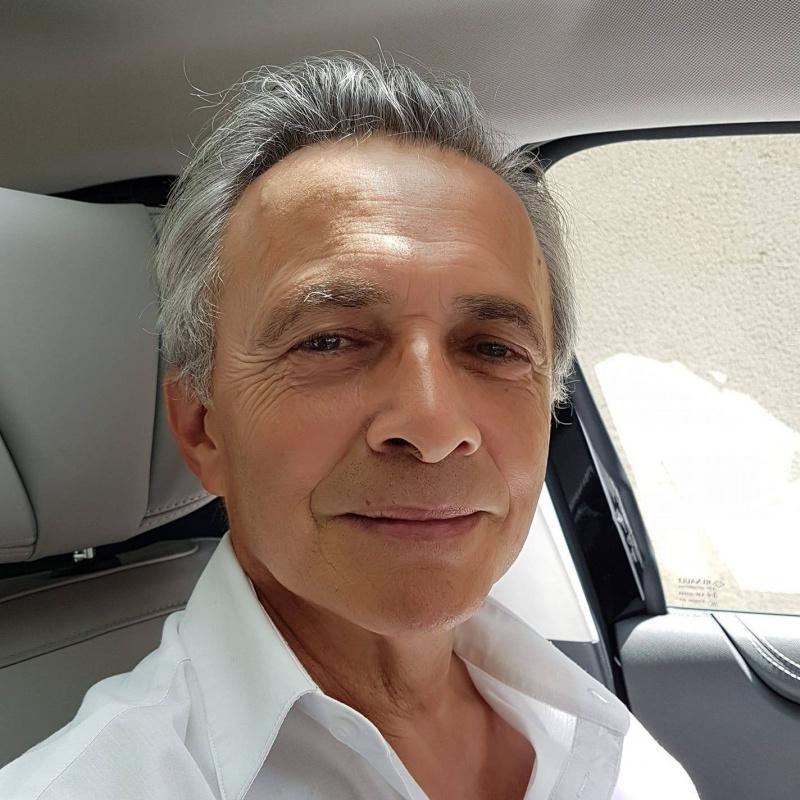 Photo de profil pour le VTC Joel Mazer à Bourges