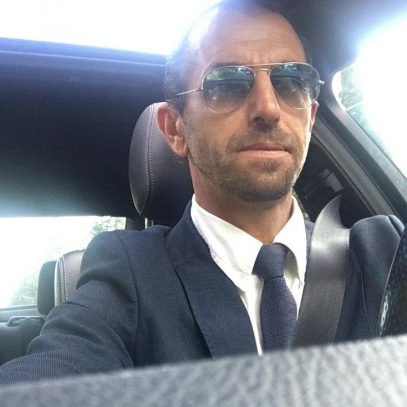 Photo de profil pour le VTC Gregory de luxe à Saint-Rémy-de-Provence