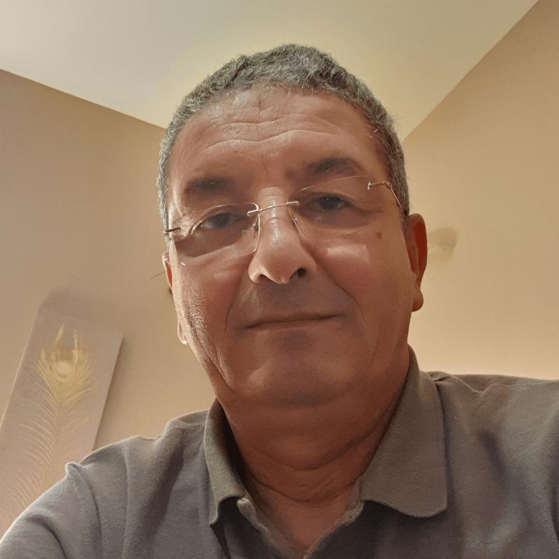 Photo de profil pour le VTC Bouanani ahmed à L'Haÿ-les-Roses