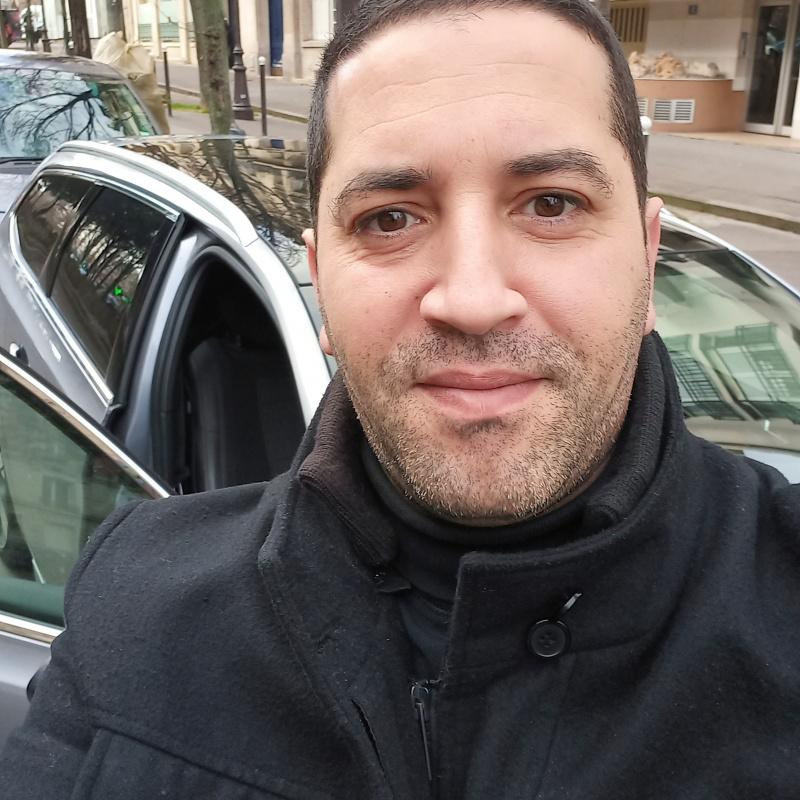 Photo de profil pour le VTC Prestiges Services93 à Rosny-sous-Bois
