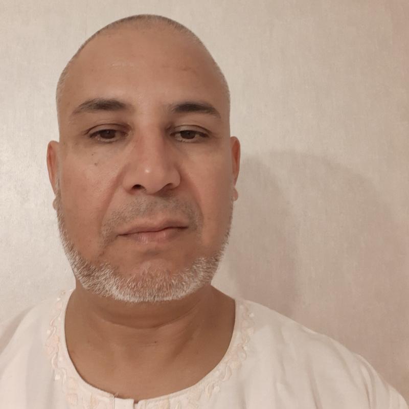 Photo de profil pour le VTC RIZQ ABDELJEBBAR à Gleize