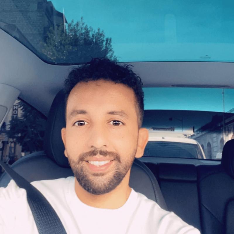 Photo de profil pour le VTC Tesla Driver à Nice