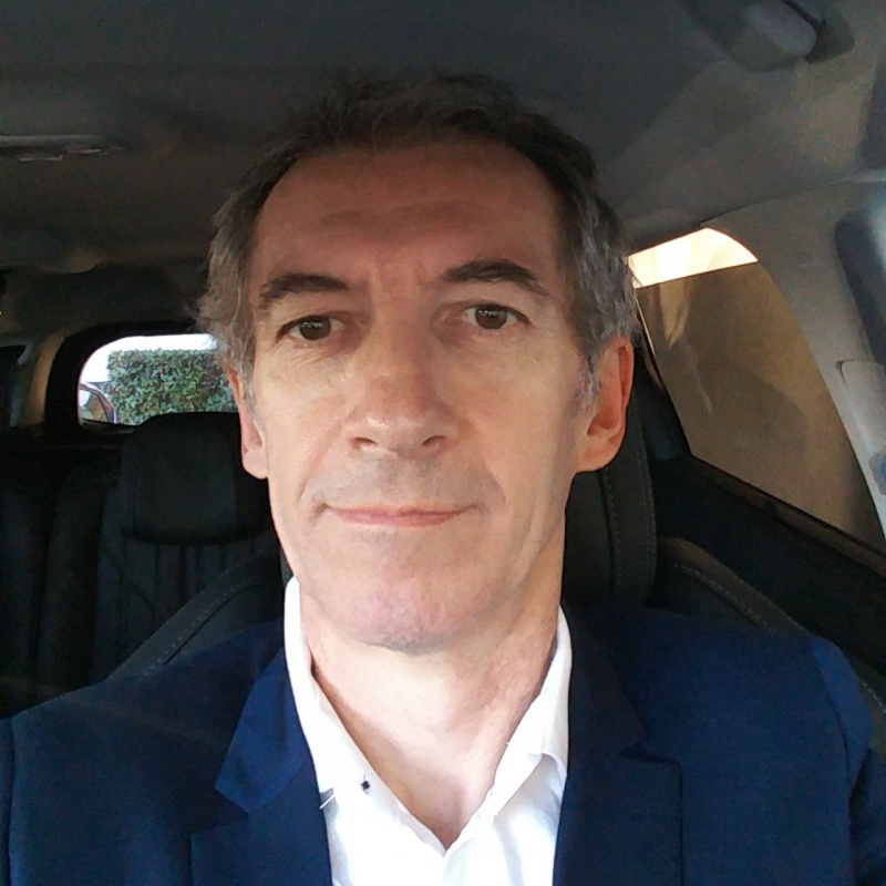 Photo de profil pour le VTC Eric delmas vtc à Mérignac