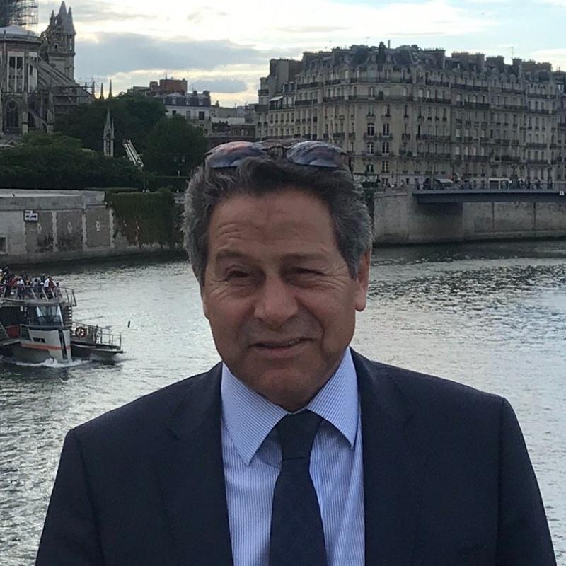 Photo de profil pour le VTC Hedhili kamel à Paris