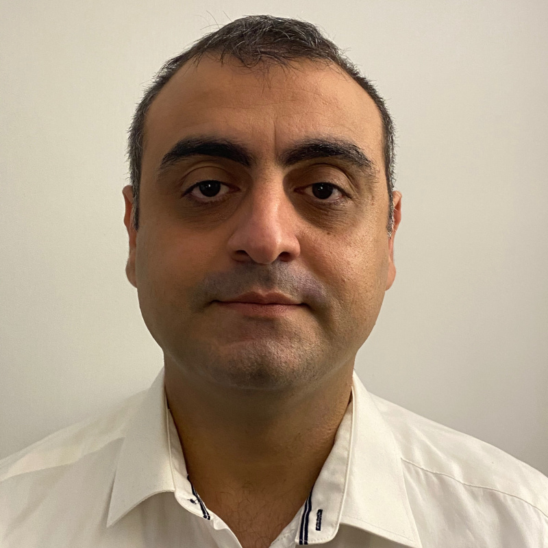 Photo de profil pour le VTC Serkan takak VTC à Paris