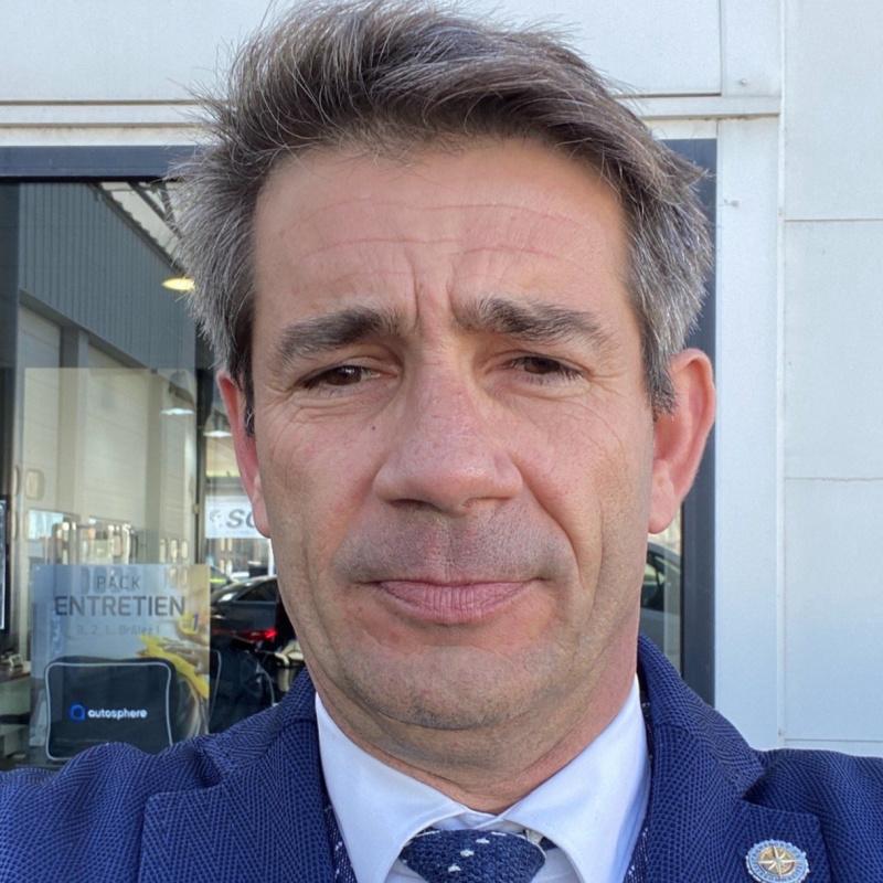 Photo de profil pour le VTC Blanchard voiturier service à La Rochelle