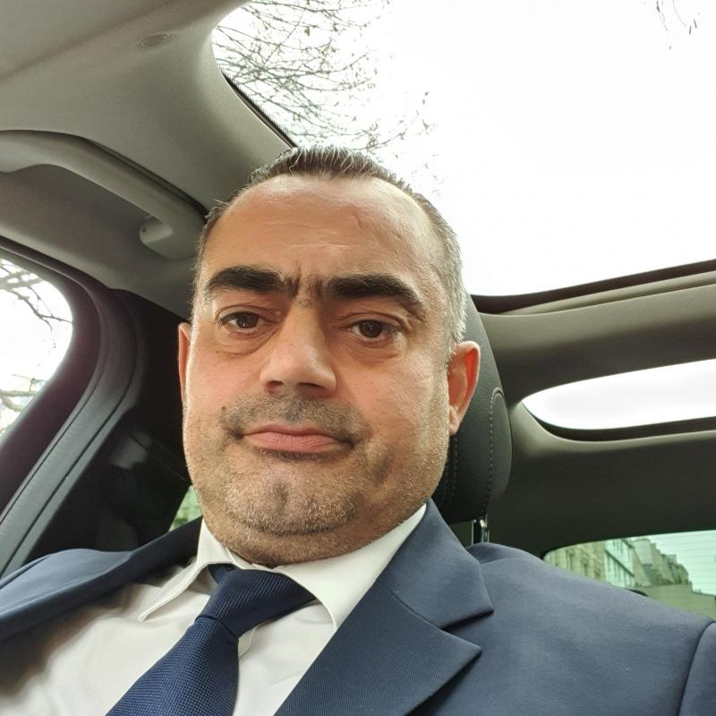 Photo de profil pour le VTC Poissycab à Gonesse