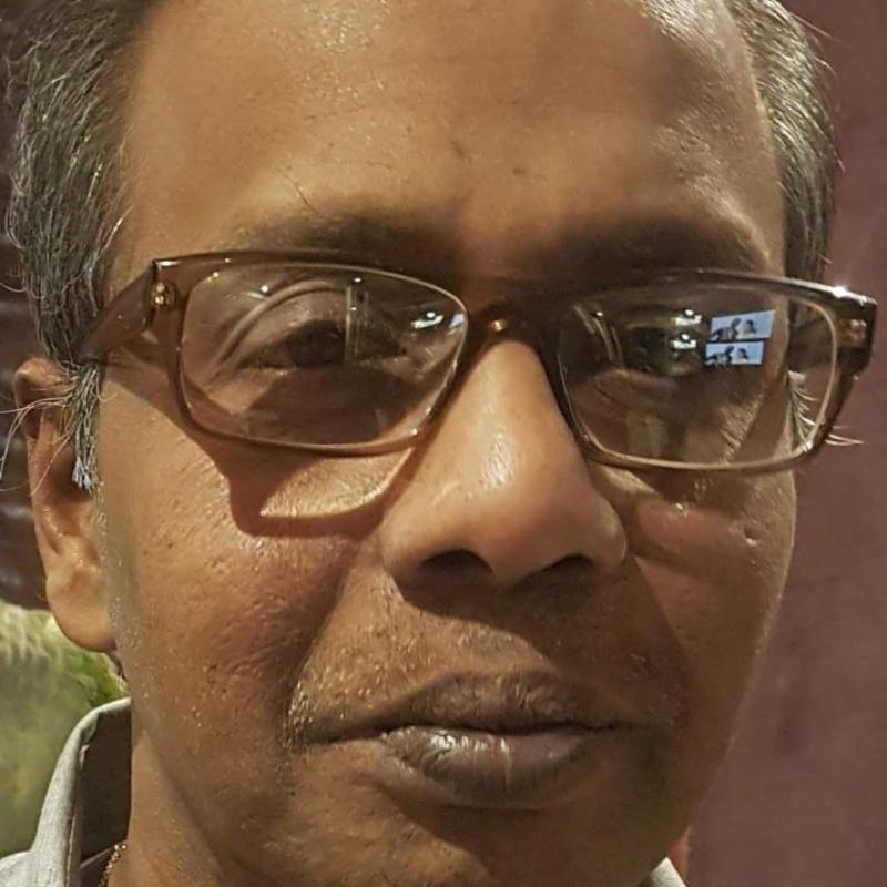 Photo de profil pour le VTC Kuleswaran mylvaganam à Paris