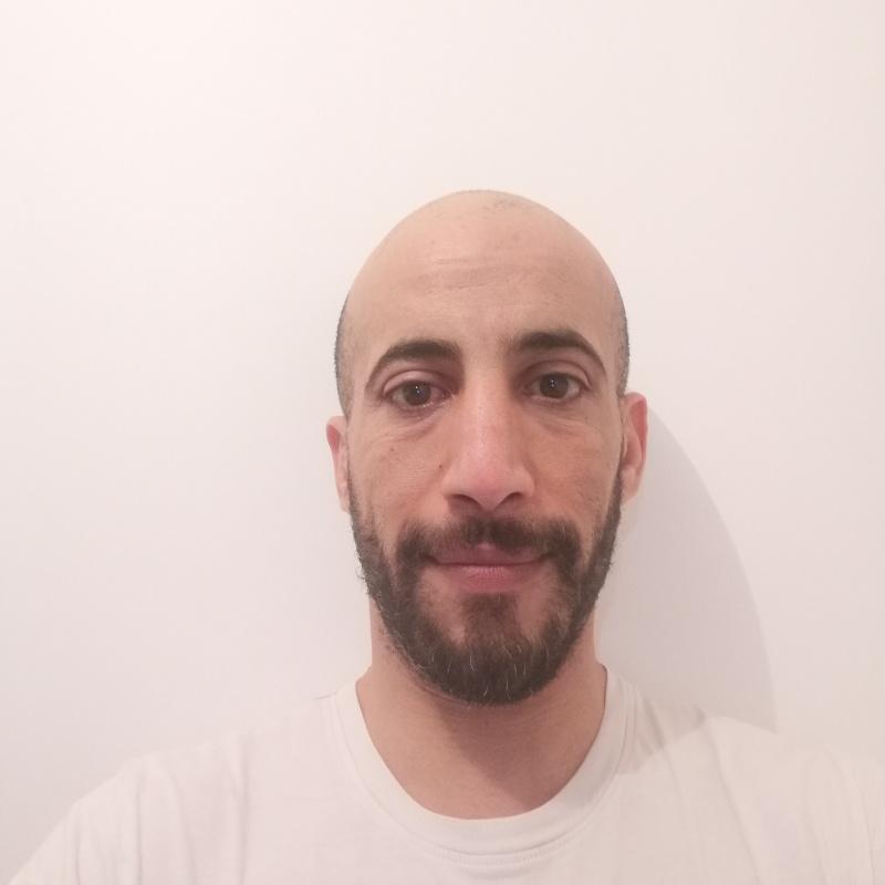 Photo de profil pour le VTC Rhaidouni à Poissy