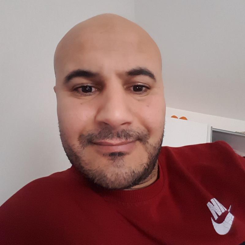 Photo de profil pour le VTC Sayah à Fleury-Mérogis