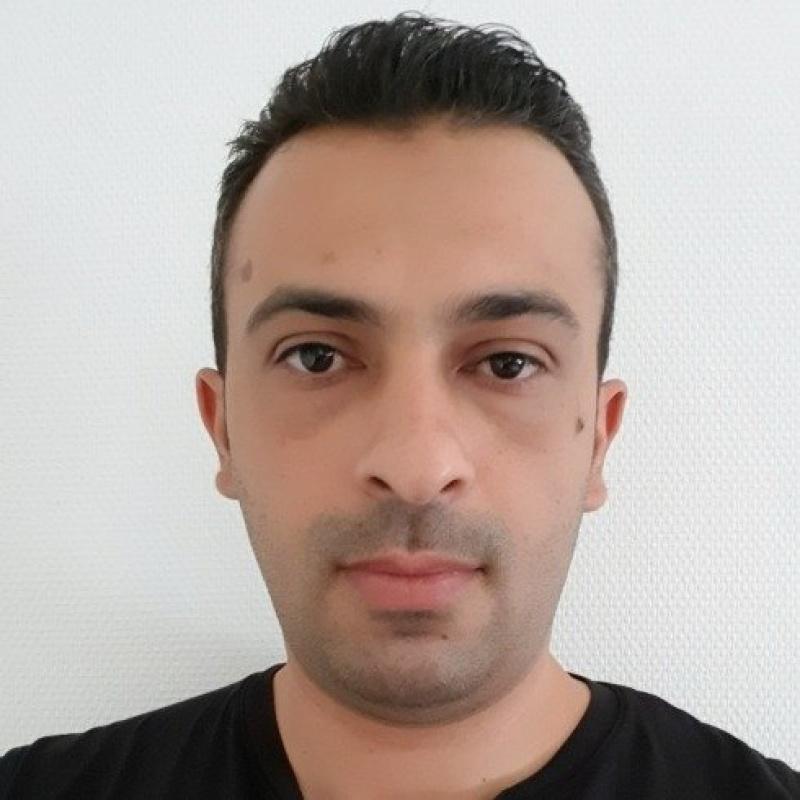 Photo de profil pour le VTC Slim ben ammar à Villers-lès-Nancy