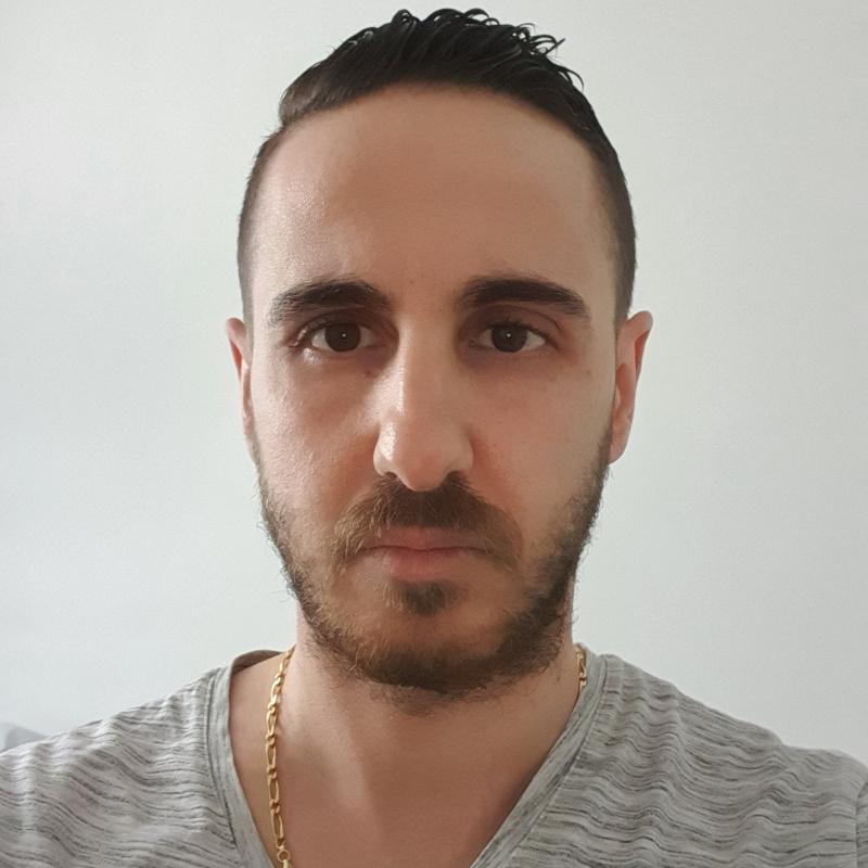 Photo de profil pour le VTC Mazzarella christopher à Marseille