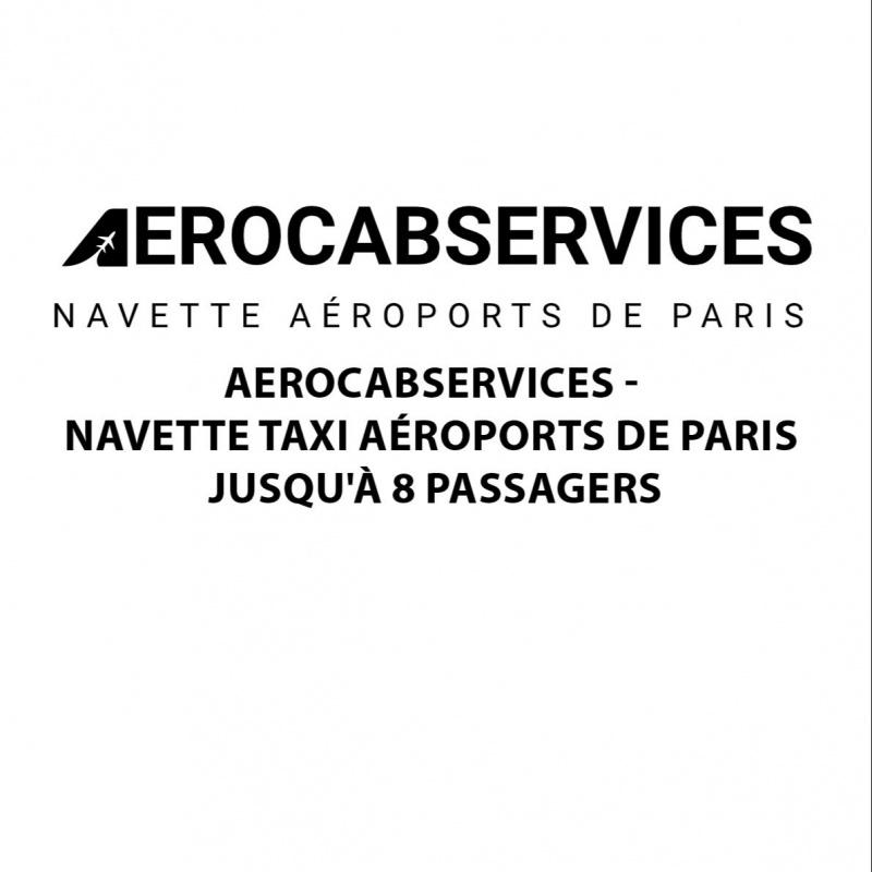 Photo de profil pour le VTC AEROCABSERVICES à Nanterre