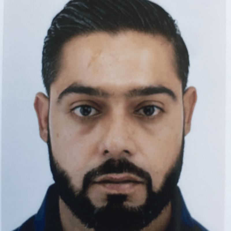 Photo de profil pour le VTC sheikh asaf à Villepinte
