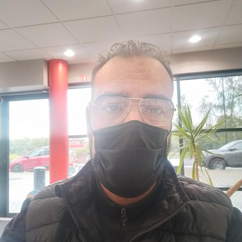 Photo de profil pour le VTC Driver Atlantic à Nantes
