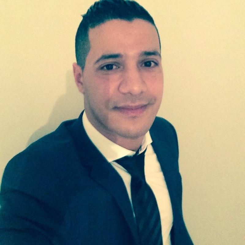 Photo de profil pour le VTC RAHMANI cherif à Villepinte