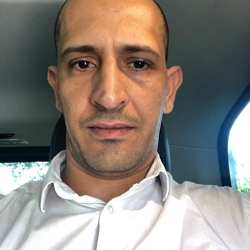 Photo de profil pour le VTC Saidlakrimi à Serris