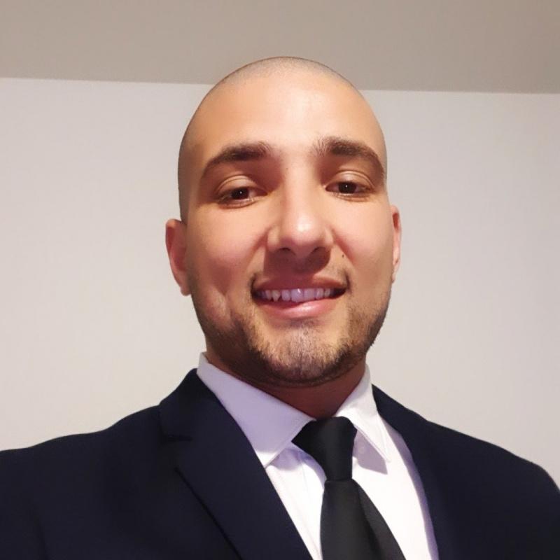 Photo de profil pour le VTC Hamzaoui ali à La Valette-du-Var