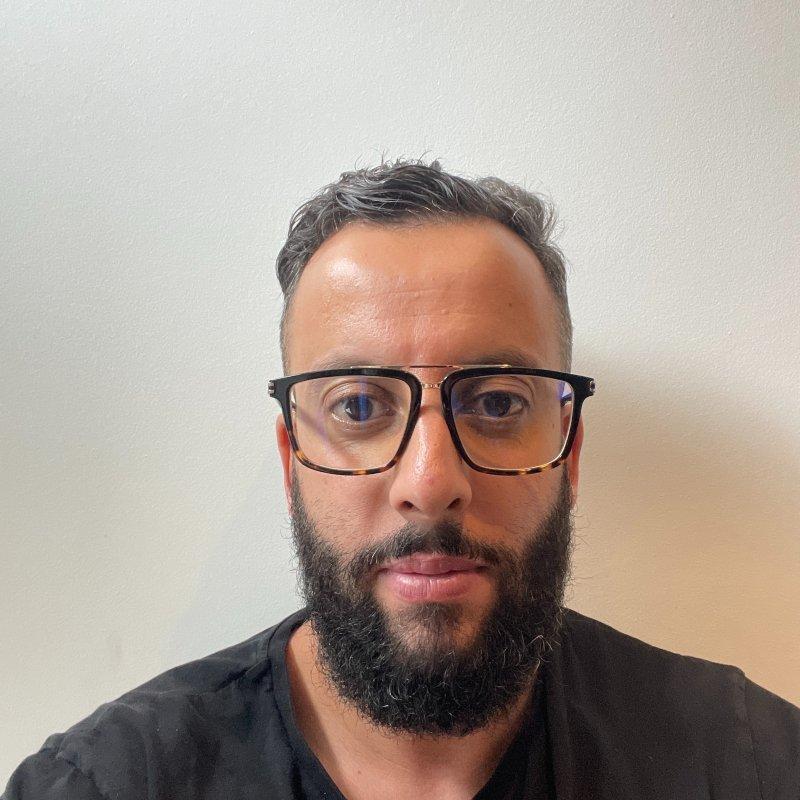 Photo de profil pour le VTC El arfaoui ahmed à Lille