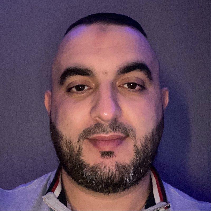 Photo de profil pour le VTC Bourahla Mohamed à Paris