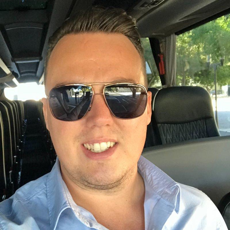 Photo de profil pour le VTC Degrugillier Jonathan à Nîmes
