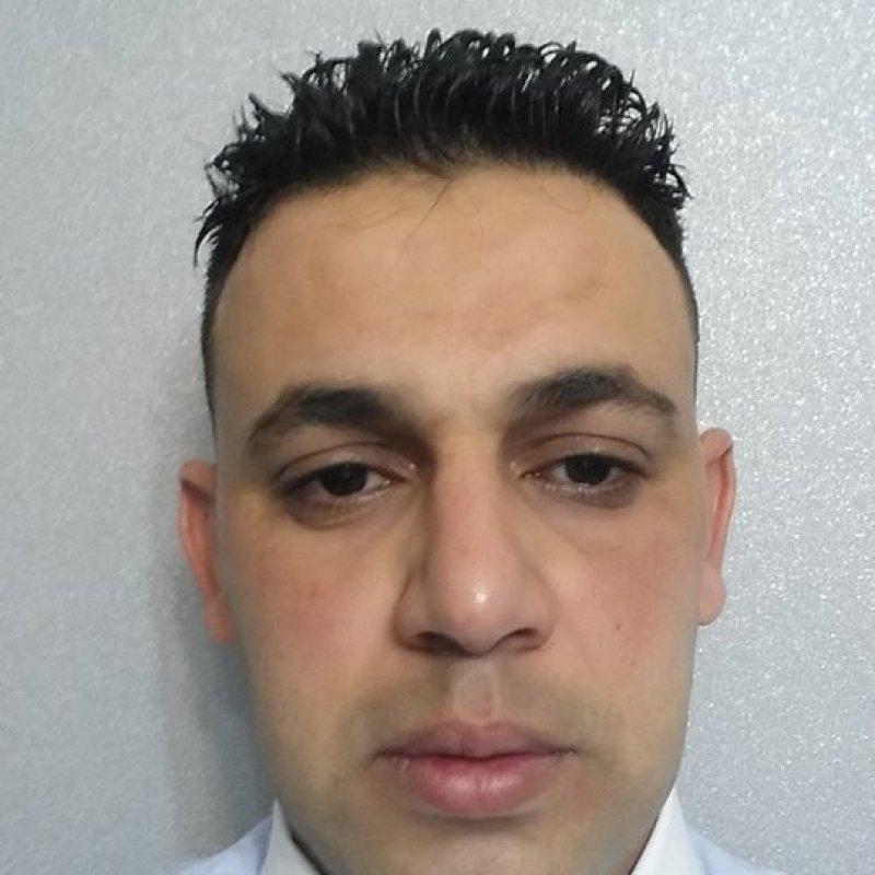 Photo de profil pour le VTC amour dit zerrouk à Belfort